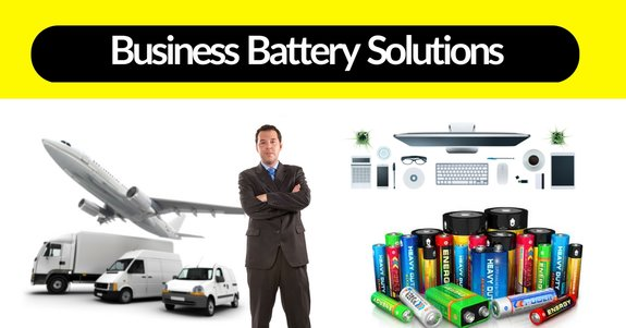 business batteries